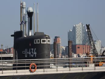 U-434 - Hamburg