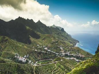 Mascaschlucht - Santa Cruz De Tenerife