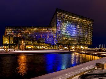 Konzerthaus Harpa - Reykjavik