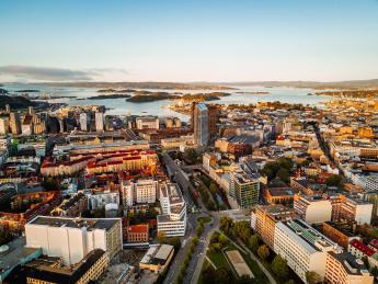 Finanzviertel - Oslo