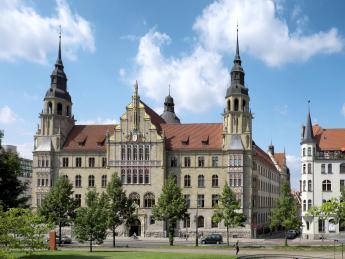 Landgericht Halle - Halle