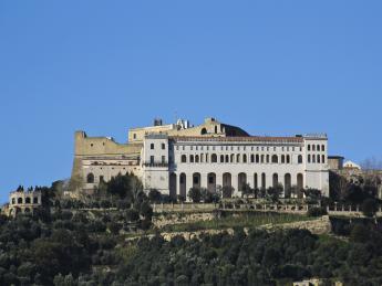 Castel Sant'Elmo - Neapel