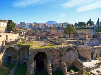Herculaneum - Neapel