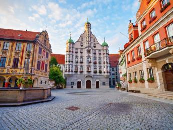 Rathaus - Memmingen