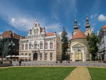 Piata Unirii - Timisoara
