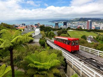 Wellington Cable Car - Wellington