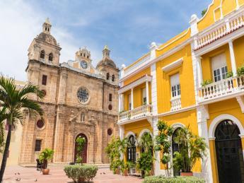 Iglesia de San Pedro Claver - Cartagena