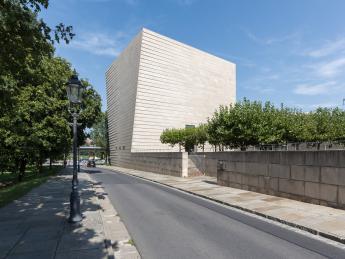Neue Synagoge - Dresden