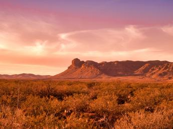 Guadalupe Mountains - Texas