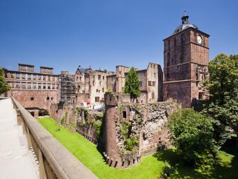 Heidelberger Schloss - Heidelberg
