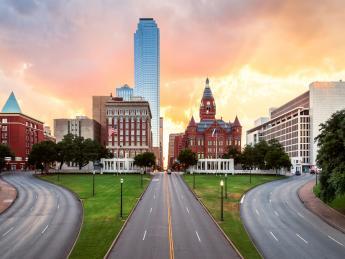 Dealey Plaza - Dallas