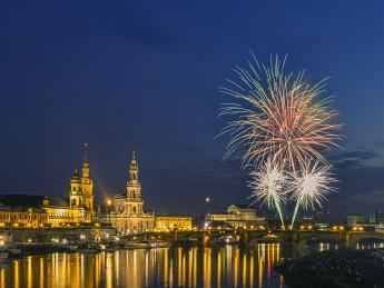 Silvester - Dresden
