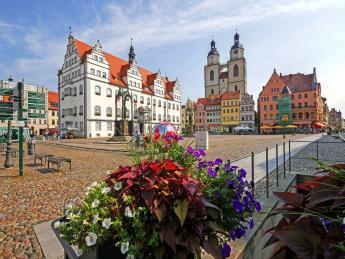 Marktplatz - Wittenberg