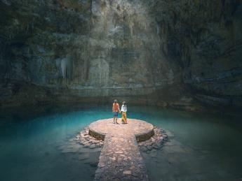 Cenote Suytun - Valladolid (Yucatan)