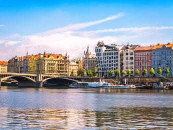 Das Tanzende Haus - Prag