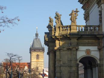 Karlsplatz - Prag