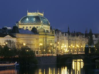 Nationaltheater - Prag