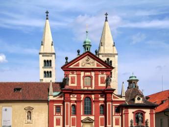 St. George's Basilica - Prag