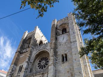 Catedral Sé Patriarchal - Lissabon