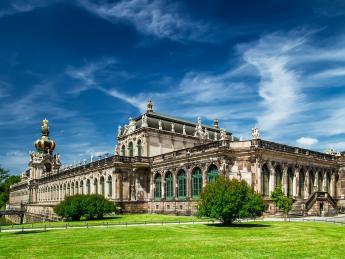 Zwinger - Dresden