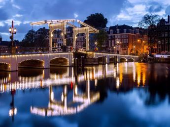 Magere Brug - Amsterdam