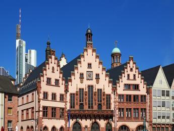 Frankfurter Römer - Frankfurt am Main