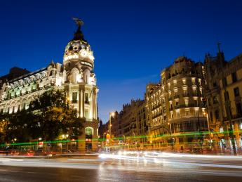Metrópolis Haus - Madrid