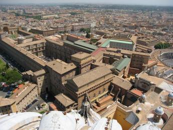 Sixtinische Kapelle - Rom