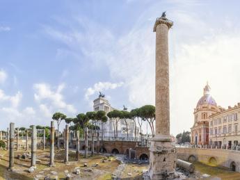 Trajanssäule - Rom