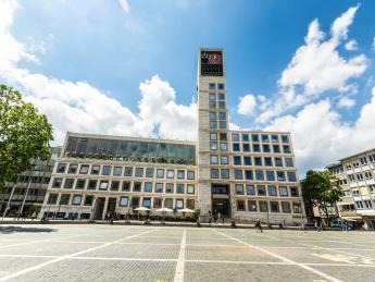 Rathaus - Stuttgart