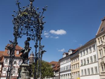 Gänseliesel-Brunnen - Göttingen