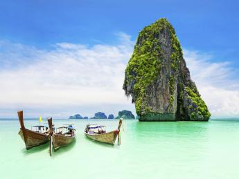 209+Thailand+Thailand:_Strand_Boote_Felsen+TS_492900279