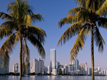 Skyline von Miami - Miami