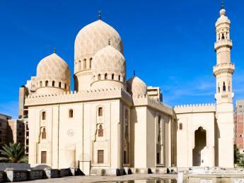 Abu-l-Abbas-al-Mursi-Moschee - Alexandria