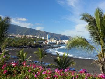 Playa Jardín - Puerto De La Cruz
