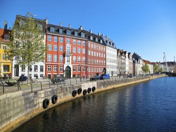 Uferpromenade - Kopenhagen