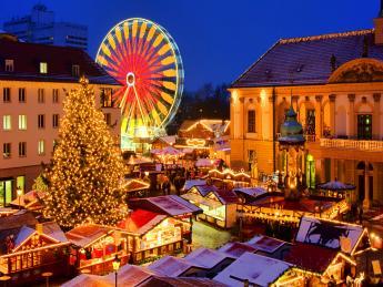 Weihnachtsmarkt Magdeburg - Magdeburg