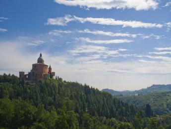 2398+Italien+Bologna+Heiligtum_San_Luca+TS_188093311