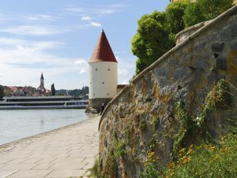 Schaiblingsturm - Passau