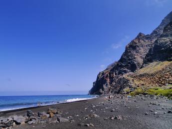 La Puntanilla (Playa De Valle Gran Rey)