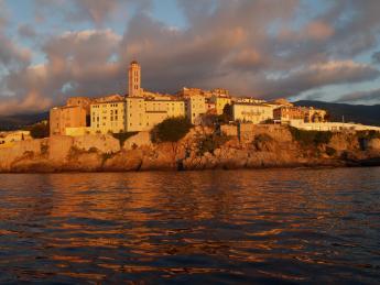 Küste Bastia - Bastia
