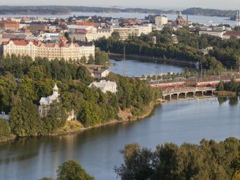 Panorama Helsinki - Helsinki