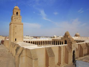 Tunesien - Inland