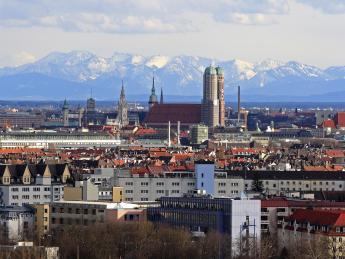 Panorama München - München