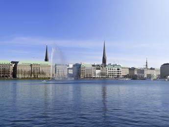 Panorama Hamburg - Hamburg