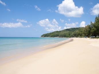 Nai Thon Beach - Phuket