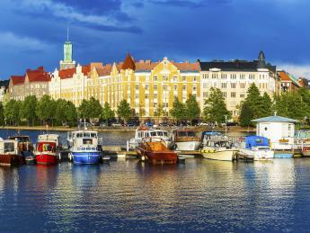 Uferpromenade - Helsinki