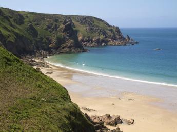Greve de Lecq Beach - Jersey (Kanalinsel)