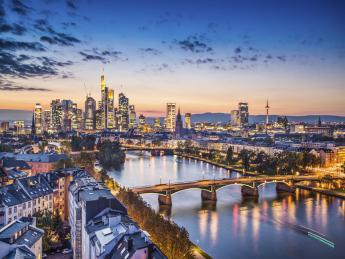 Panorama Frankfurt - Frankfurt Am Main