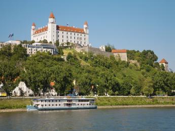 Burg Bratislava - Bratislava (Pressburg)